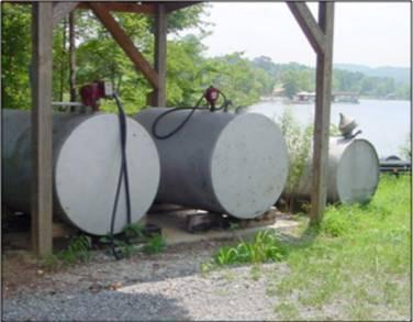 Farm Fuel Storage Facility