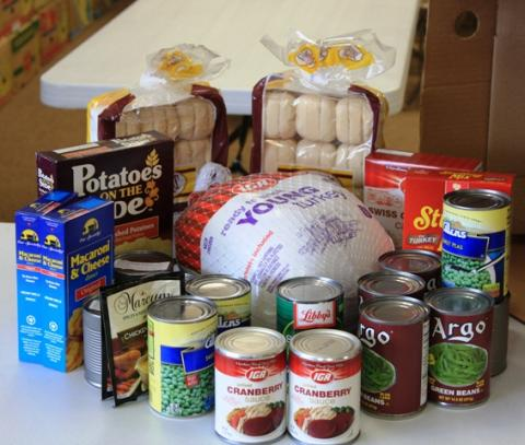 Image result for Holiday food boxes