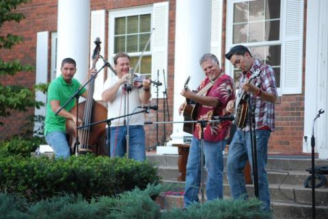 Steve Day (fiddle) and Friends