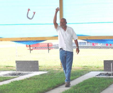 2012 State Champion (Elder) Bob Hudnall