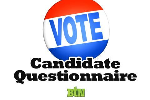 BtN offers Candidate Questionnaire
