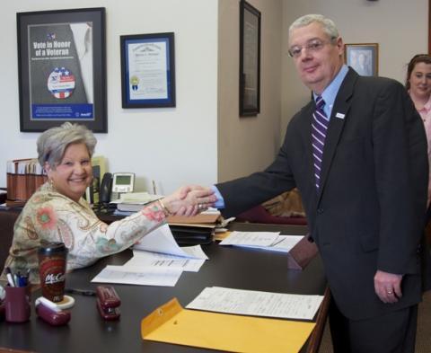 Will Cox Files for State Senate Seat