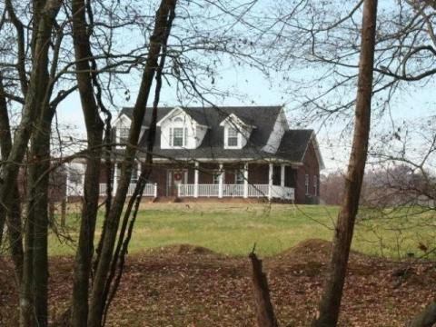 The home of Becky and Travis Vincent