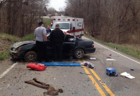 Accident in Aberdeen sends one to hospital | Beech Tree News Network