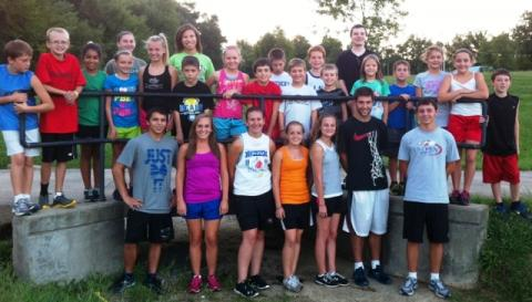 Butler County High School Cross-Country Team