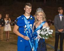 Dylan Norris and Bayleigh Alford
