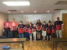 Morgantown Elementary Archery Team