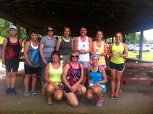 Runners and walkers from Butler County