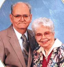 Bob and Stella Mefford